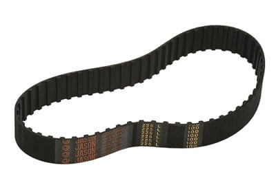 "Radius Tooth Belt, 1/2 in. Width, 34.7"" Length, 8mm Pitch"