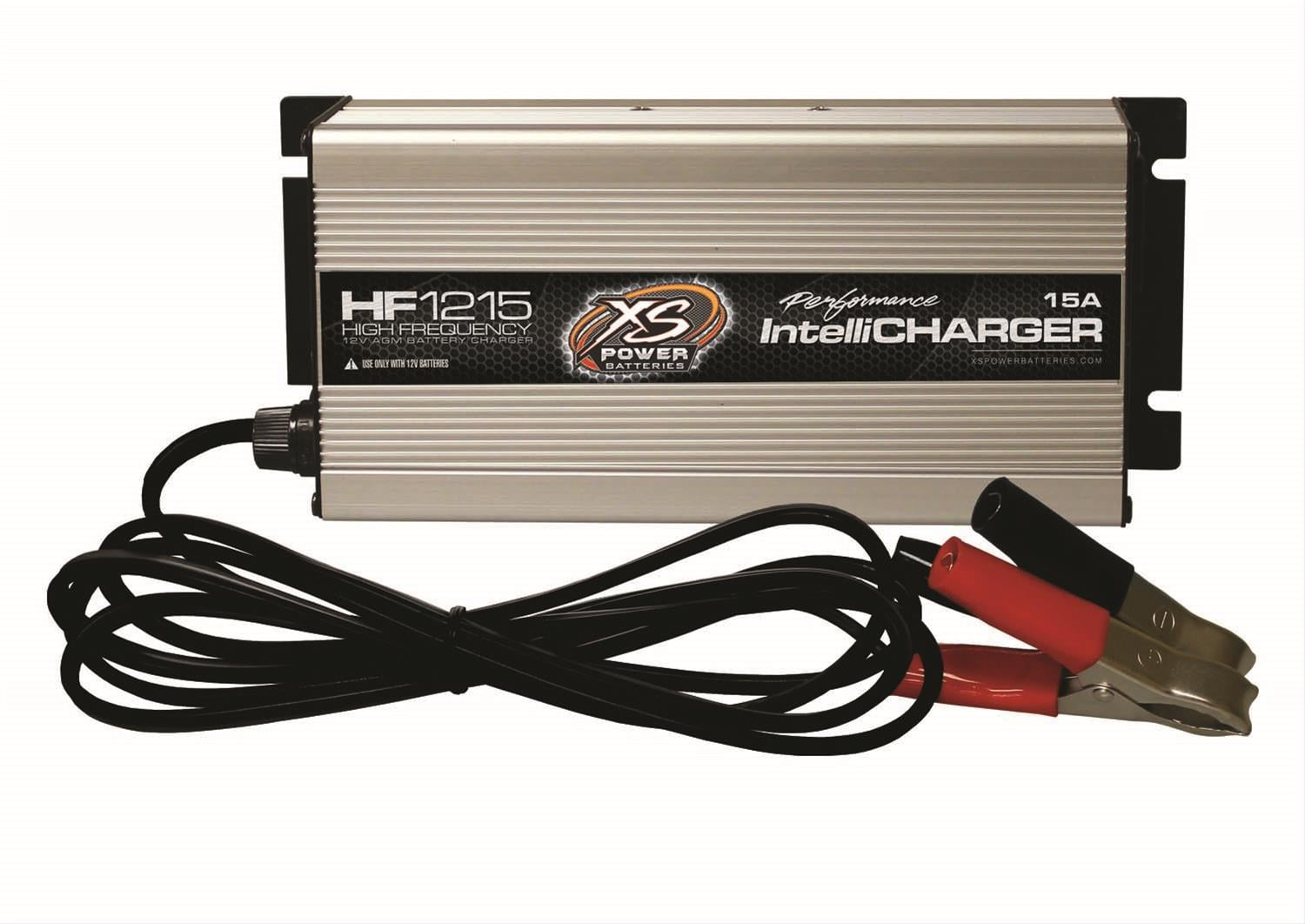 12 Volt Agm Battery Charger  15 Amps