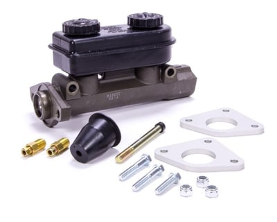 "Master Cylinder, Dual Tandem, Mopar Style, 1.0313"" Bore, w/ Retainer Plates"
