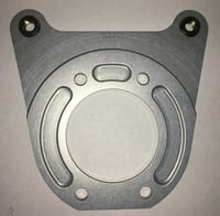 Brake Caliper Mounting Bracket, Late Big Ford Pattern