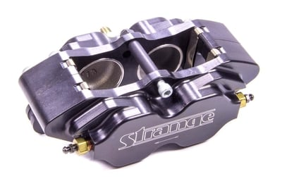Brake Caliper, LH, Billet 4 Piston Directional