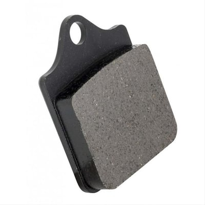 Brake Pad, Medium Duty, 1 or 2 Piston Caliper