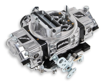 Brawler Series Mechanical Secondary Carburetors