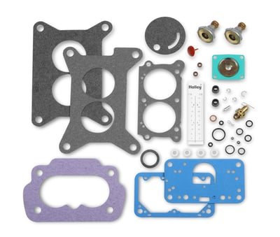 Carburetor Renew Kit, Marine 2 Barrel