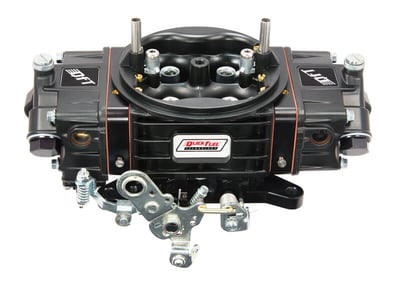 Black Diamond Q Series Mechanical Secondary Racing Carburetors