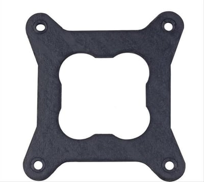 4150 / 4160 Carburetor Insulating Base Gasket, Open Center