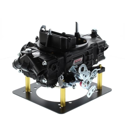 Black Diamond Super Street Series Vacuum Secondary Carburetors