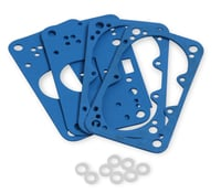 Carburetor Metering Block & Bowl Gasket Kit, 4500, 3 Circuit