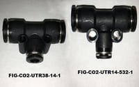 Reducer Tee Fittings