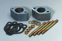 "Water Pump Spacer Kit, BBC, 1.563"" Thick"
