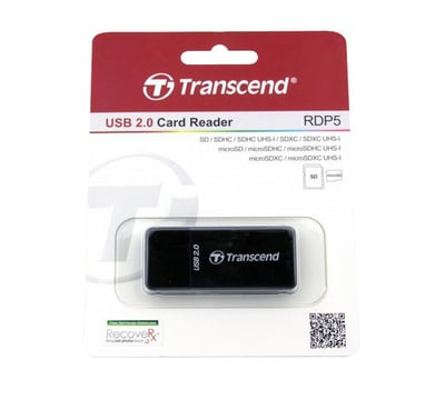 USB Card Reader, SD, Micro SD