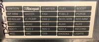 Decal Panel For Smart Wire & Other Switch Panels
