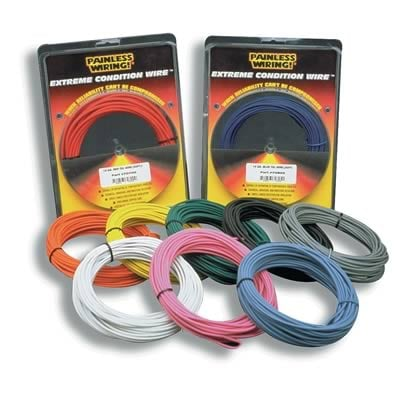18 Gauge TXL Wire, 50 Ft