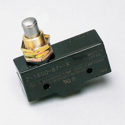 Adjustable Trans-Brake Button, 15 Amps