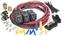 Dual Fan / Dual Activation Relay Kit, 30 Amp, 185°F On / 175°F Off