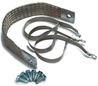 Ground Strap Kit, Stainless Steel