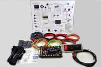Super Duty Complete Wiring Kit w/ Switch Panel