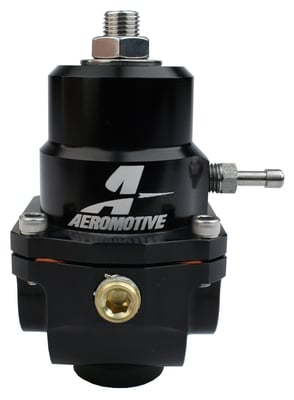 "X1 Series ""Big EFI"" Bypass Fuel Pressure Regulator"