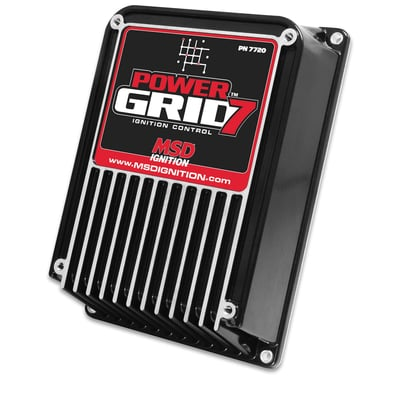 Power Grid 7 Ignition Box