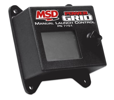 Power Grid Manual Launch Controller
