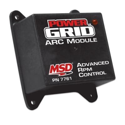 Advanced RPM Control Module for Power Grid