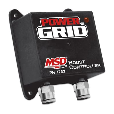 Boost Control Module for Power Grid, 4-BAR