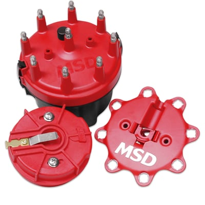 Cap-A-Dapt Kit, Ford Style Cap, Adjustable Rotor