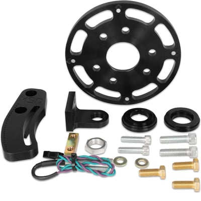"SBC 6.25"" Crank Trigger Kit, Black"