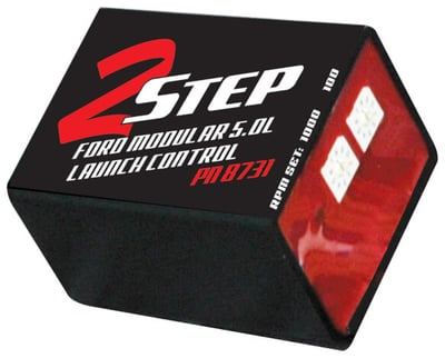 Ford 2-Step Launch Control, 2011-14 5.0L Coyote