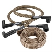 Spark Plug Wire Titanium Protect-A-Sleeve Heat Protection