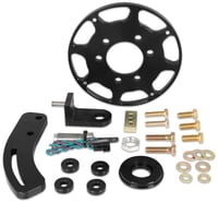 "SBC 7.00"" Crank Trigger Kit, Black"