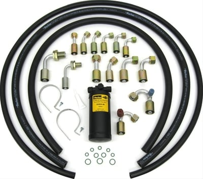 Extended Length Hose Kit w/ Drier