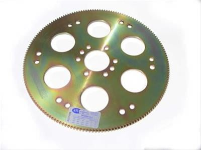 SBC / BBC Billet Steel Flexplate, 168 Tooth, SFI 29.2