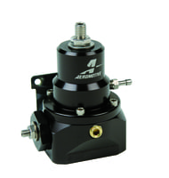 Double Adjustable 2-Port Bypass Regulator, Belt Drive Style Mechanical Pumps