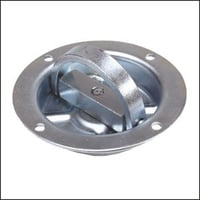 Recessed 360° Swivel D-Ring