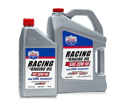 Racing Only Engine Oil