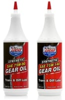 Synthetic Gear Lube, 1 Qt.