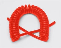3 Wire Stretch Cord, Red