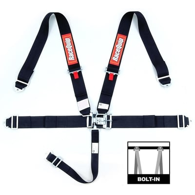 Latch & Link 5 Point Harness Set
