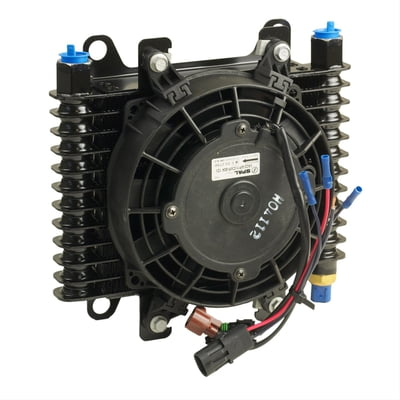 Super Cooler Oil / Transmission Fluid Coolers w/ Fan